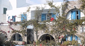 Paros Hotels, Stefano Apartments in Naoussa
