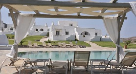Paros Hotels, Angels Villas in Naoussa
