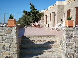 Villa Rentals in Paros