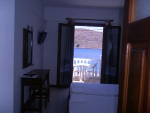 Patmos, Hotel Captain's House