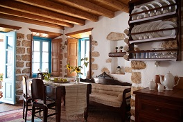Traditional Houses Irini