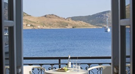 Silver Beach Hotel Patmos