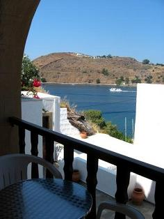 Patmos, Hotel Blue Bay