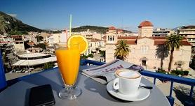 Morfeas Hotel in Argos, Peloponnese, Peloponnesos