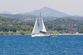 Fig Leaf Villas, Peloponnese, sailing