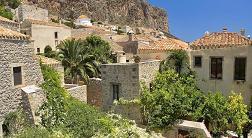 Monemvasia, Peloponnese Greece, Peloponnesos Griekenland
