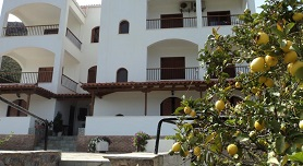 Paraschou Guesthouse, Monemvasia, Peloponnese Greece, Peloponnesos Griekenland