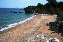 Helonaria Beach, Peloponnes0s