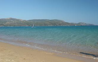 Chrisiamos Beach, Peloponnesos