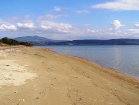 Anemomilos Beach, Peloponnesos