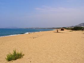 Romanos Beach, Peloponnese