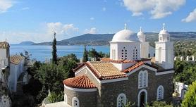 Peloponnese Greece, Peloponnesos Griekenland