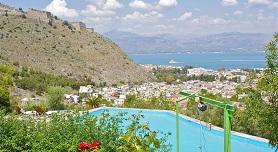 Villa Dafnes, Nafplio, Peloponnese, Peloponnesos