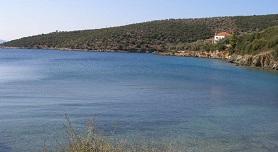 Trikeri and Agia Kyriaki, Pilion, Pelion, Greece, Griekenland