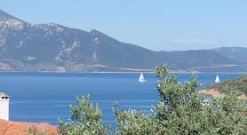 Trikeri en Agia Kyriaki, Pilion, Pelion, Greece, Griekenland