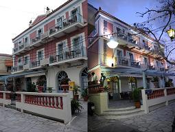 7 Brothers Hotel, Poros