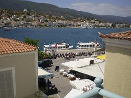 7 Brothers Hotel, Poros