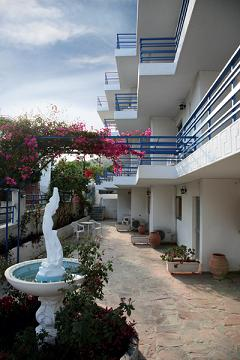 Alkyoni Hotel, Poros