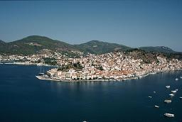 Copyright © EmpNeusis, 7 Brothers Hotel, Poros