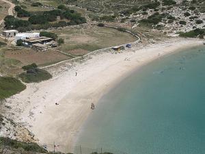 Donoussa, Kedros Beach