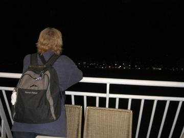 Donoussa, de nachtboot