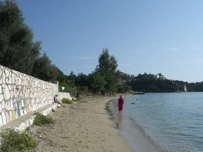 Sivota het stads-strand