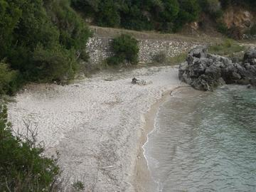 Sivota - ons strand