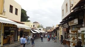 Rhodos stad, Rhodes Town