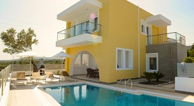 Gennadi Aegean Horizon Villas Rhodos