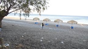 Rhodos Gennadi beach