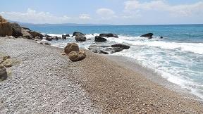 Rhodos Monolithos Alyki beach