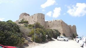 Rhodos Kastellos the Kritinia castle