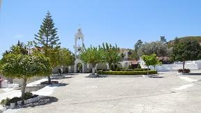 Rhodos Panagia Ipseni Monastery