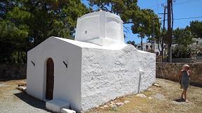 Rhodos St. Ioannis Monastery