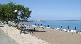 Stegna beach Rhodos