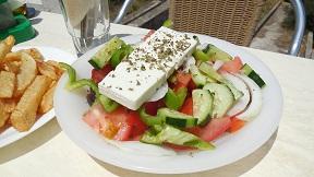 Rhodos, Kritinia, Piatsa Restaurant