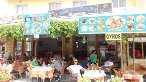 Rhodos, Restaurant Manolis - Apolakkia