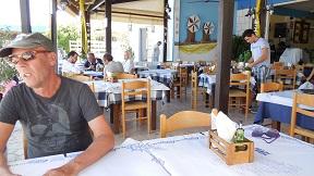 Rhodos, Taverna Mouragio - Stegna Beach