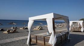 Lardos beach Rhodos