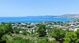 Pefki / Pefkos beach Rhodos