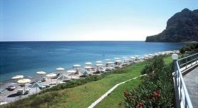 Tsampika beach Rhodos