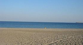 Kalathos beach Rhodos