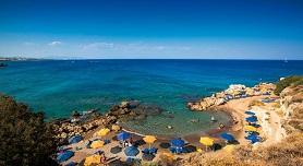 Kalithea beach Rhodos