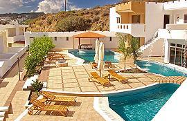 Suites Hotel Castello Di Cavallieri in Faliraki, Rhodos