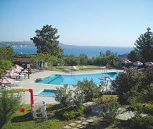 Atalanti Hotel in Faliraki, Rhodos