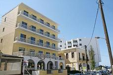 Hotel Africa in Rhodos Stad