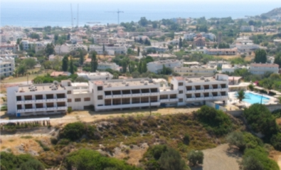 Hotels Studios And Apartments In Faliraki On Rhodes In Greece