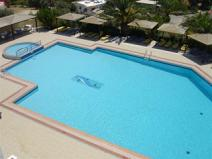 Telhinis Hotel in Faliraki, Rhodos