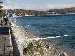 Votsalakia Hotel, Salamis Greece, Griekenland