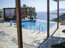 Holiday Home Kokari with Sea View IX